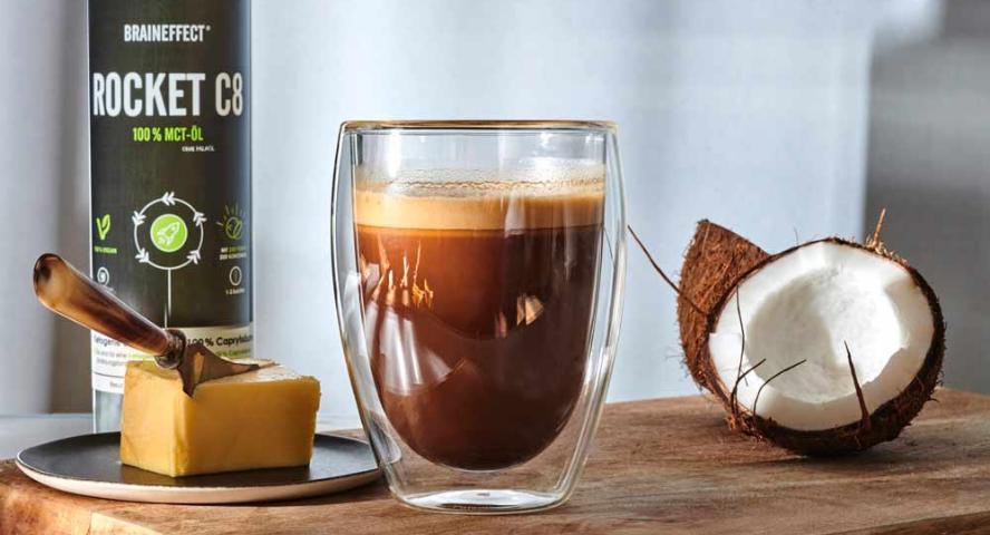 Bulletproof coffee ou café gras : recette et bienfaits