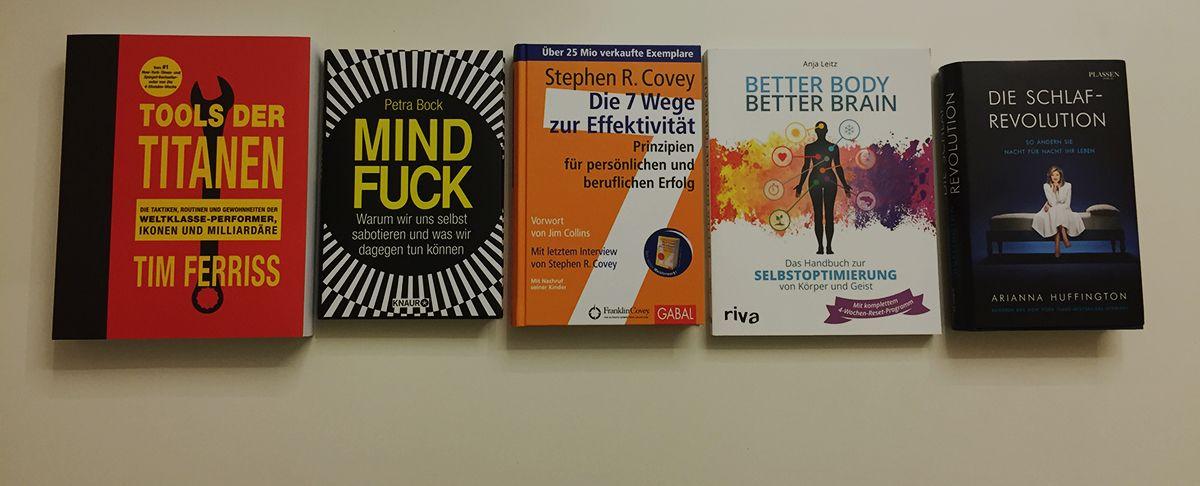 5 Biohacking-Bücher, die du gelesen haben musst!