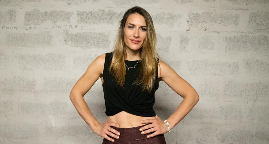 Rencontre avec Cécile GIORNELLI, fondatrice de GOLD'N COACH