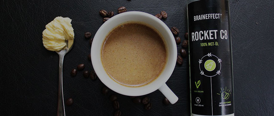 Bulletproof Coffee - Rezept, Wirkung und Hintergründe