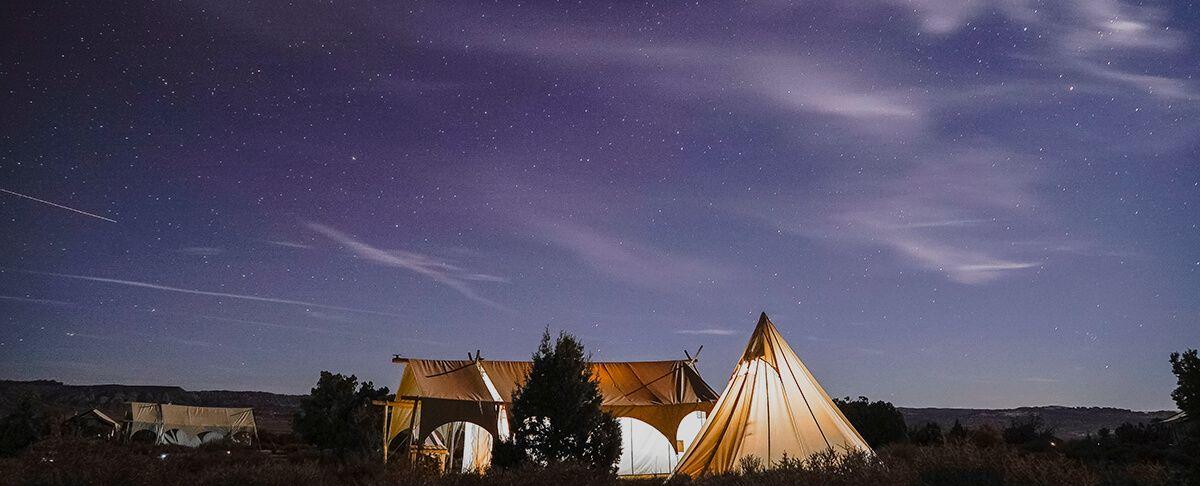 Camping - Die Lösung für deine Schlafprobleme?