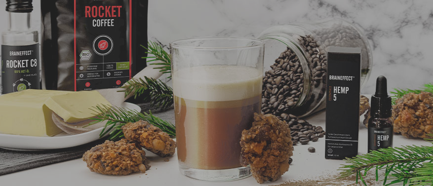 Bulletproof Christmas Coffee - Dein Feiertagsheld