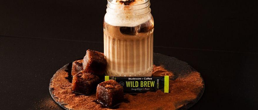 Iced Mushroom Latte: Der zuckerfreie Eiskaffee für Biohacker