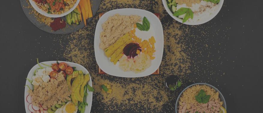 So geht Meal Prepping richtig - 5 einfache Meal Prep Rezepte