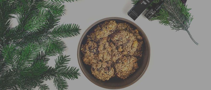 Recette de cookies au chanvre - impossible de résister !