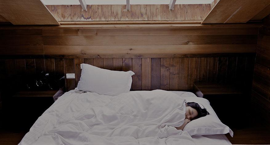 Mieux dormir la nuit : c'est parti !