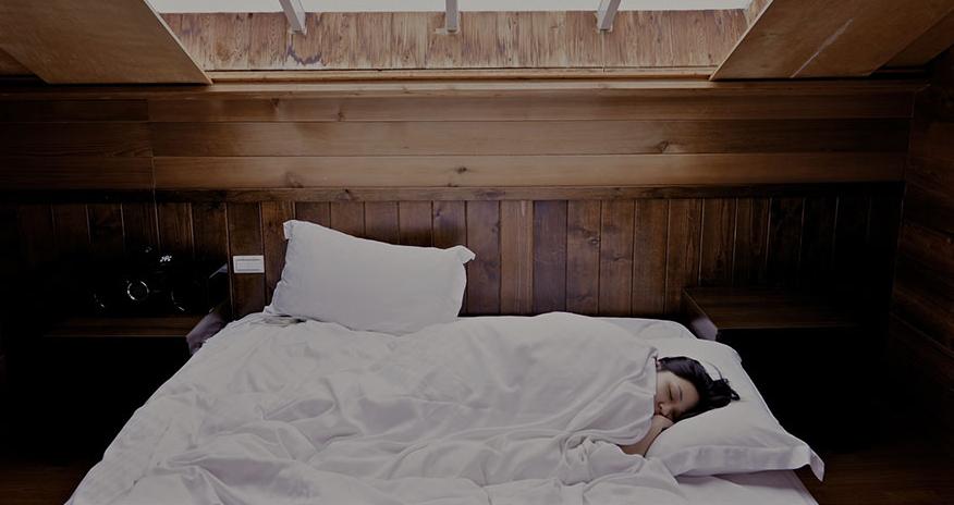 Dormir mejor por la noche. ¡Eso es todo!