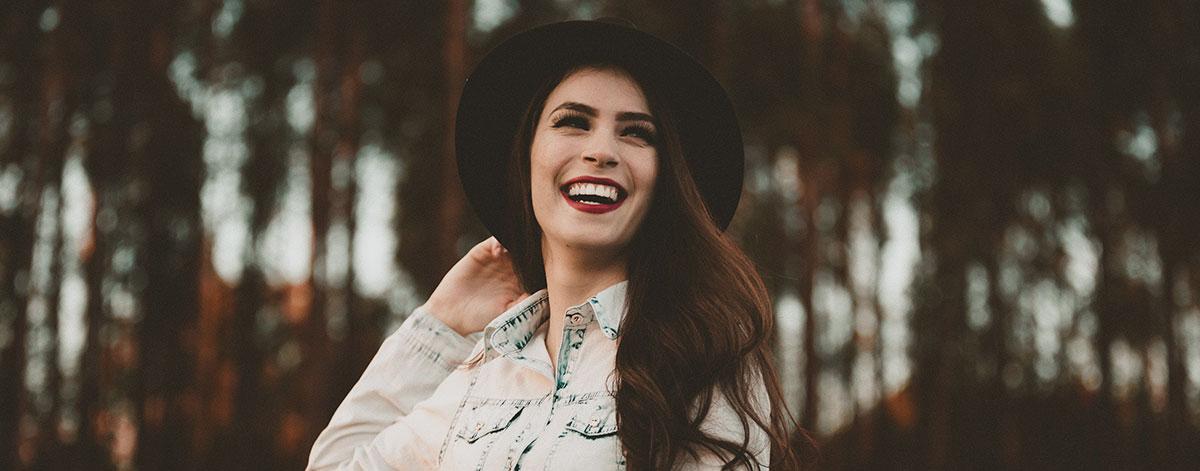 Vier Boten für Glück und Wohlbefinden