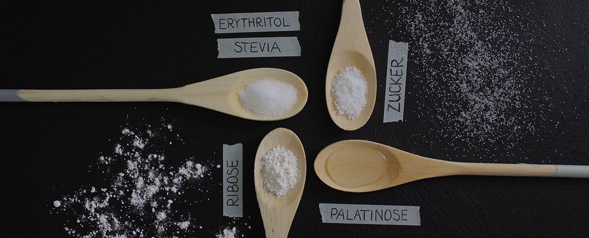 Zuckeralkohole Xylit, Sorbit und Erythrit - der süße Zuckerersatz