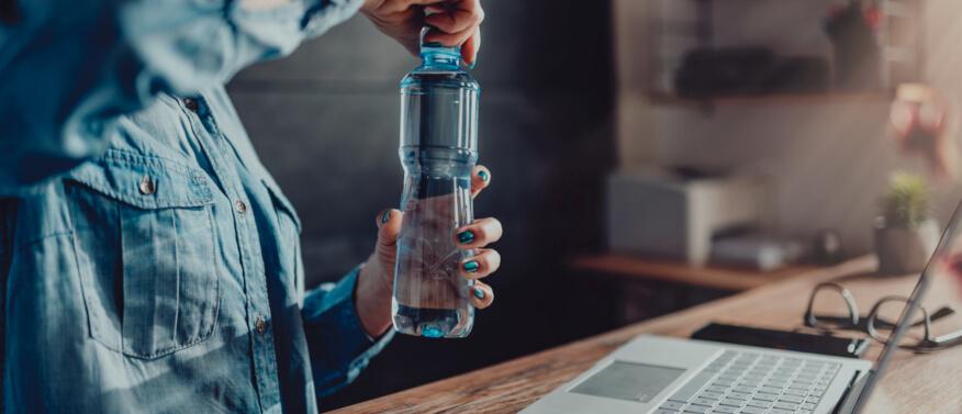 Wasser – das geheime Performance Food