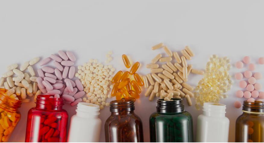 Apoya tu sistema inmunológico - con los suplementos adecuados