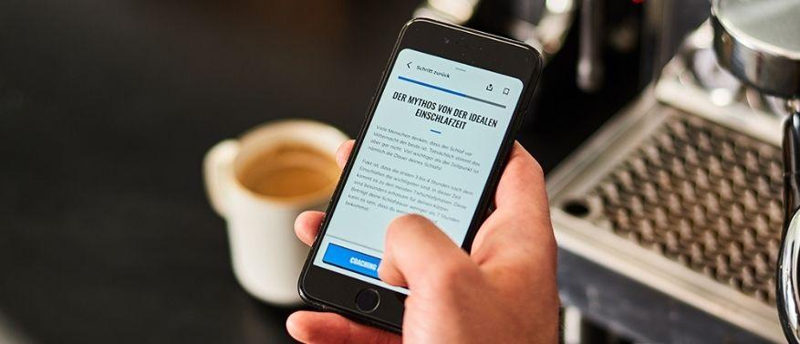 Booste deine Wellness via Smartphone - mit der neuen BRAINEFFECT APP