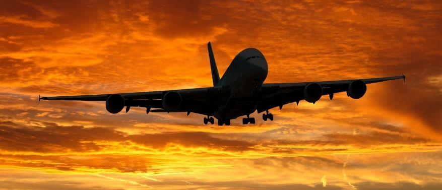 Fit auf dem Langstreckenflug -  Mit der richtigen Ernährung geht's!