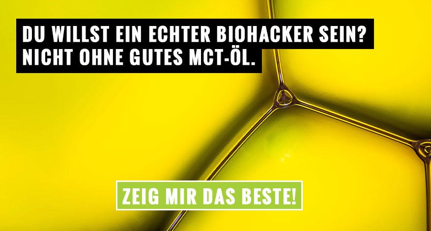 Du willst ein echter Biohacker sein