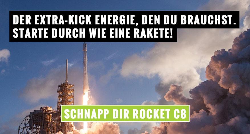 Der Extra-Kick Energie, den du brauchst