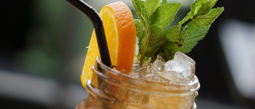 Erfrischungsgetränke für den Sommer