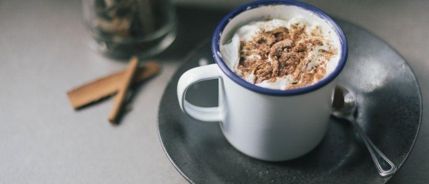 Gesunde Weihnachtsrezepte - Hot Protein Chocolate