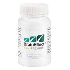 Enhance your concentration with BrainEffect premium
