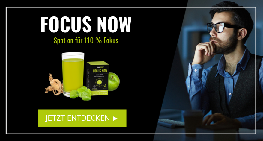 FOCUS NOW Produkt
