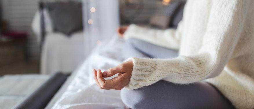 Gedankenkarussell stoppen - Mit Meditation