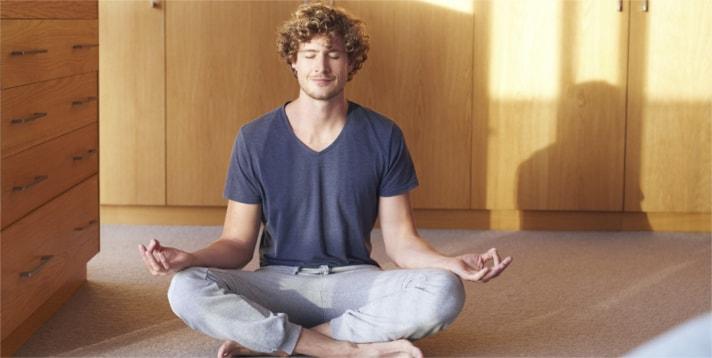 Entspannungsübungen Regeneration