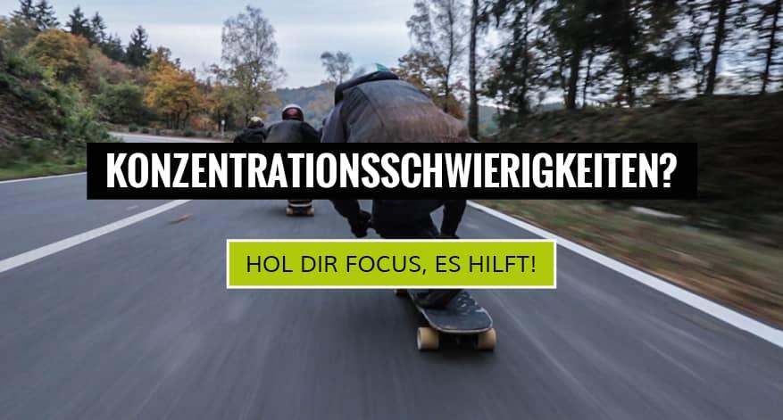 Focus hilft für mentale Performance