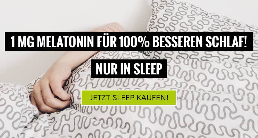 SLEEP mit Melatonin