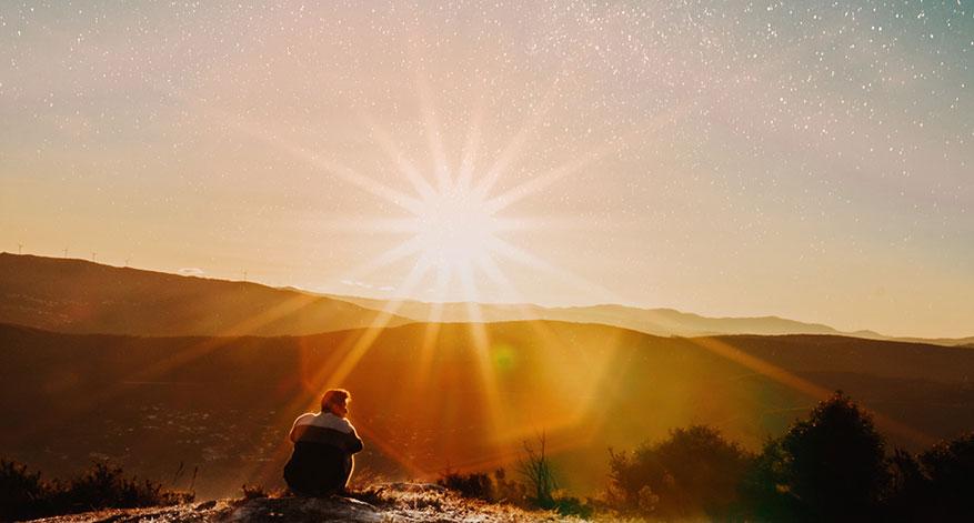 Soleil et vitamine d homme