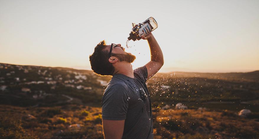 Wirkung von EZ Wasser