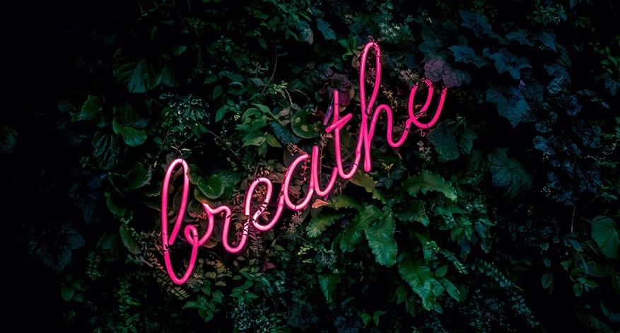 Atmung des Gehirns