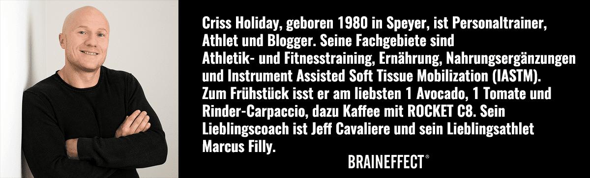 Criss Holiday