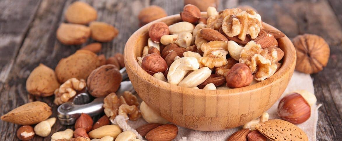 Nüsse als Brainfood