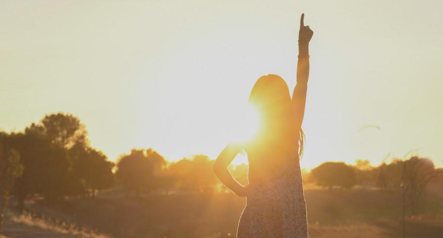 Rayons du soleil - vitamine D