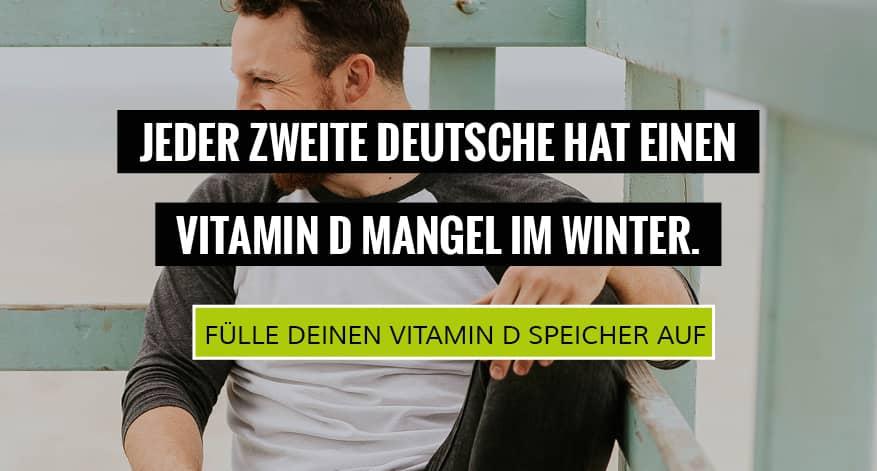 Vitamin D kaufen für mehr Sonne